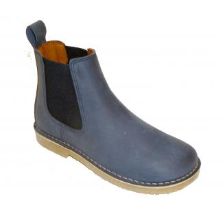 Cajs Chelsea Boot  von Bundgaard navy on,28
