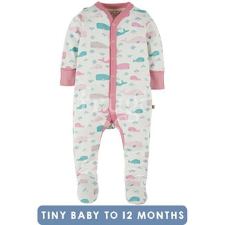 Darling Babygrow, Little Whale, 0-3 mon