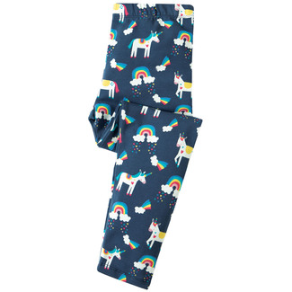 Libby printed Leggins, Magic Rainbow, von Frugi, 2-3 Jahre