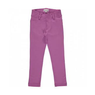 Treggins aus Sweat light purple von Maxomorra, 134/140