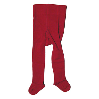 Babystrumpfhose,Baumwolle,Farbe: tomate, 00 (56/62)