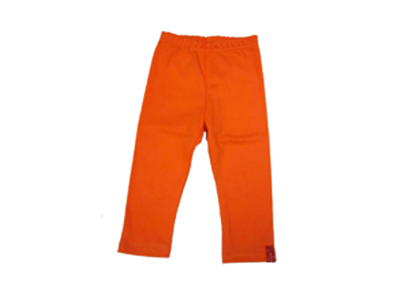 Leggins, orange, 86/92