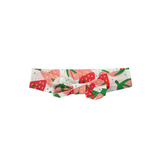 Hazel Headband, Scilly Strawberries, frugi, 0-3 mon