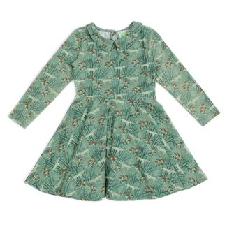 Amelie Dress, Wolves Green, Lily Balou, grün, 128